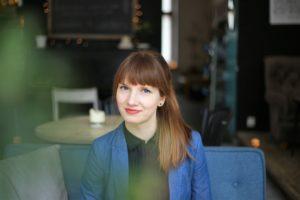 Infogram cofounder Alise Semjonova