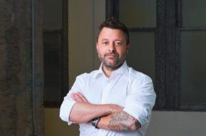 Mapbox cofounder Eric Gundersen